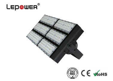 Deporte del LED que enciende 300W alto LED con el conductor IP67 del MW diseño modificado para requisitos particulares color del negro de la lente de 25/40 grado con 5 años